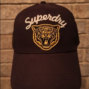 SUPERDRY trucker hat